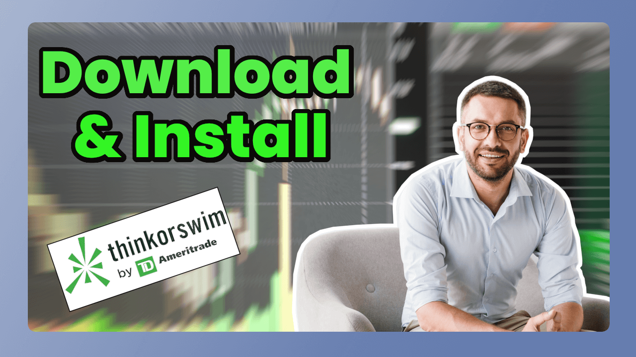 TD Ameritrade Thinkorswim download and installation feature image on FloatChecker